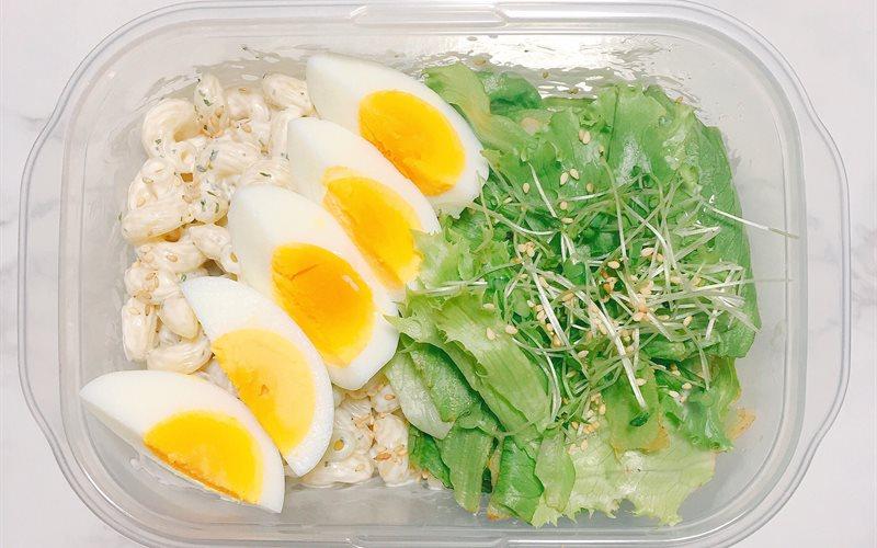 Cách làm Salad Macaroni