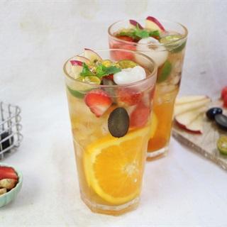 Cách Làm Trà Trái Cây Nhiệt Đới Mát Lạnh, Dễ Uống