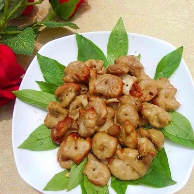Cách làm Lòng Heo Nướng dai mềm thơm ngon cực đậm vị | Cooky.vn