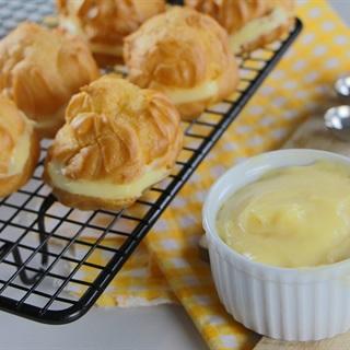Cách làm Sốt custard kem sữa trứng