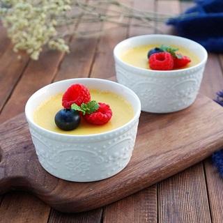 Cách làm bánh pudding trứng sữa