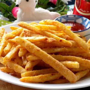 Khoai tây chiên lắc muối ớt