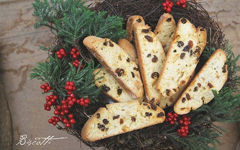 Cách Làm Bánh Biscotti Hạnh Nhân | Giòn, Thơm Ngon