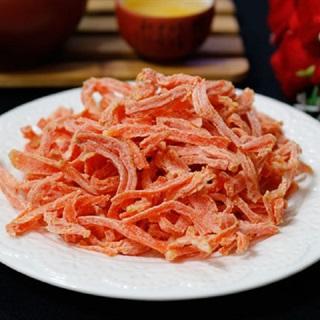 Mứt cà rốt dẻo ngon