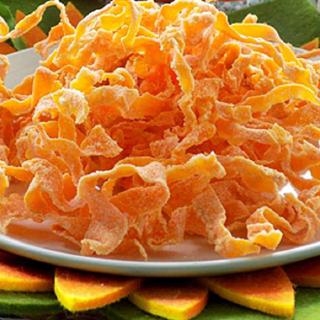 Mứt cà rốt dẻo ngọt