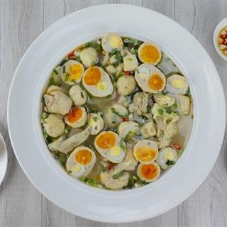 Cách nấu Canh Măng Gà Viên đổi vị cho bữa ăn hàng ngày