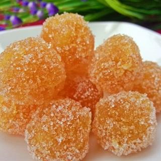 Kẹo thơm viên bi
