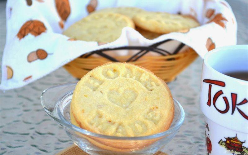 Cách làm bánh quy cam