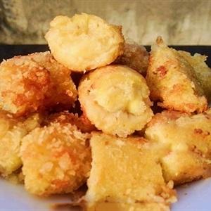 Bánh chuối chín chiên xù