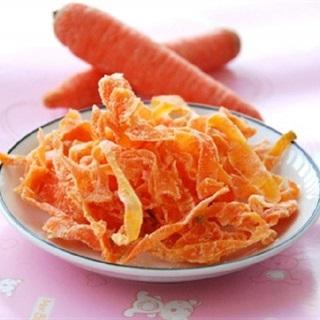 Mứt cà rốt ngọt thơm