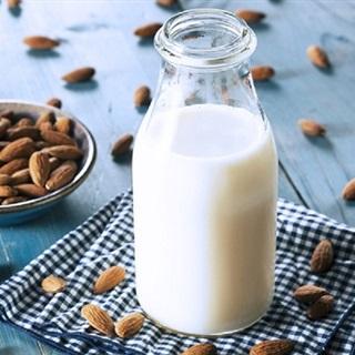 Sữa hạnh nhân béo ngon