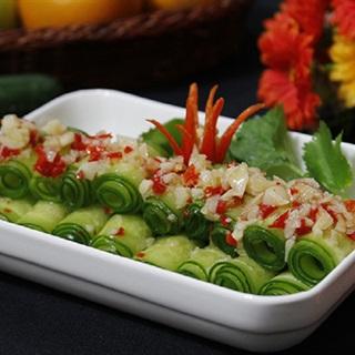 Cách làm salad dưa leo chua cay giòn mát