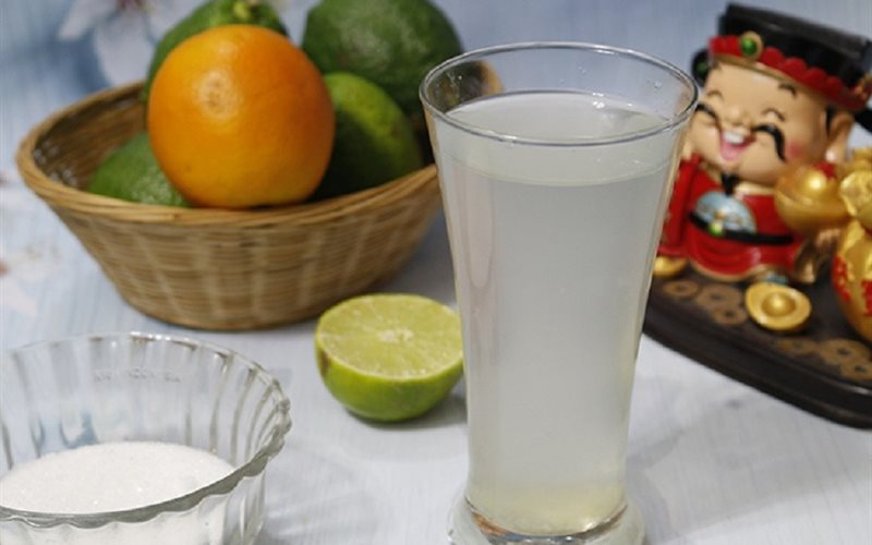 Cách Pha Nước Giải Rượu | Đơn Giản Mà Hiệu Quả