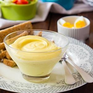 Sốt mayonnaise thơm ngon, béo ngậy