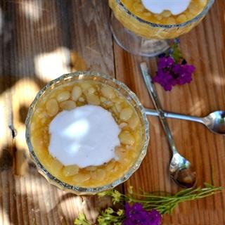 Cách làm chè đậu ván nước cốt dừa
