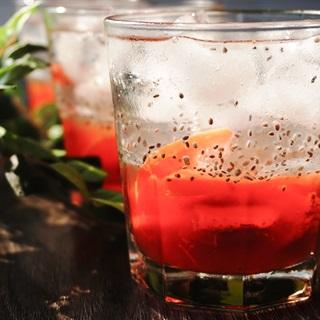 Cách làm Strawberry Lenmonade