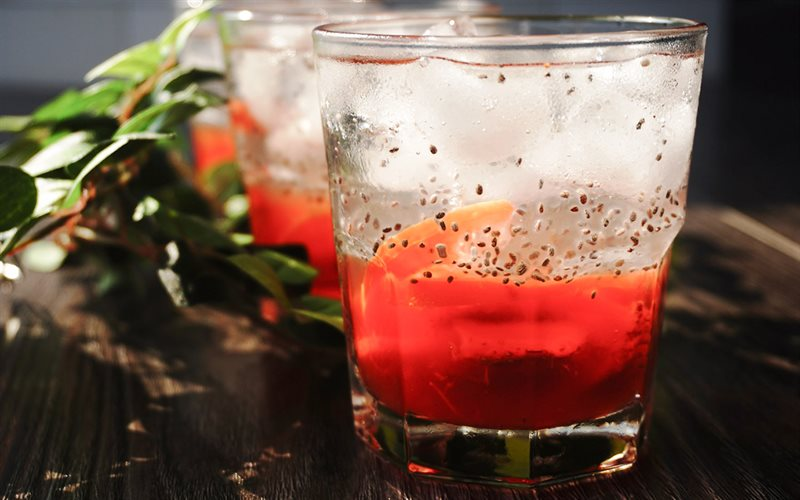 Cách pha Strawberry Lemonade cực ngon cho ngày hè oi bức