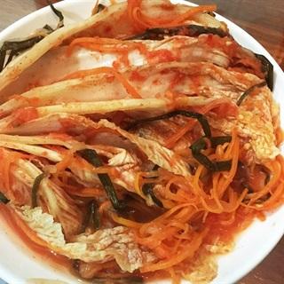 Cách làm kim chi cải thảo chuẩn vị Hàn