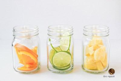 cách làm detox trái cây giảm cân