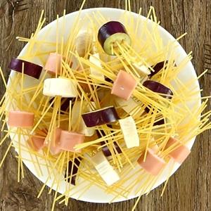Mì spaghetti phô mai