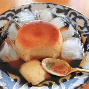 Bánh flan ngọt mịn