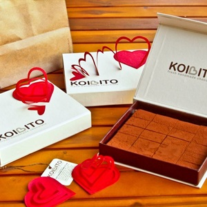 Nama chocolate ngon thơm