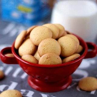 Cách làm bánh quy đồng tiền