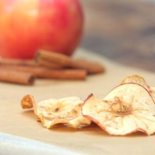 Cách làm snack táo sấy