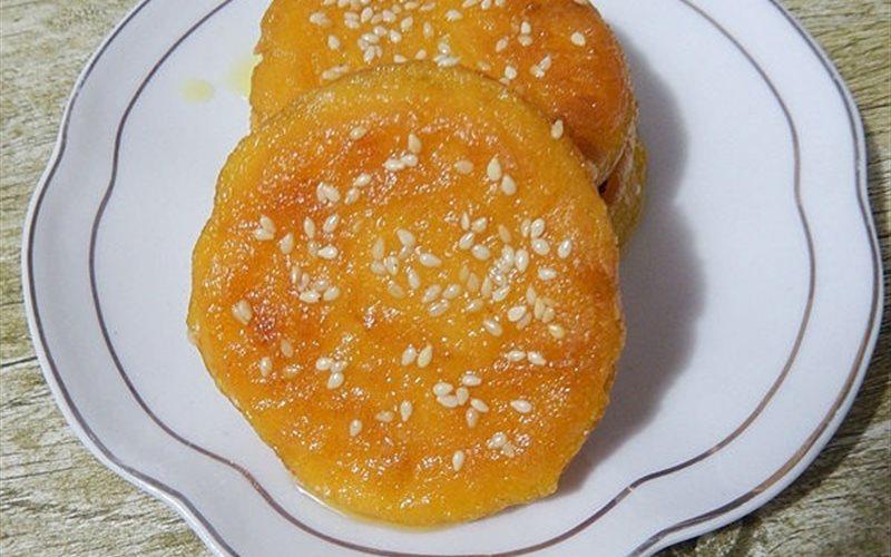 Cách làm bánh rán khoai lang dân dã