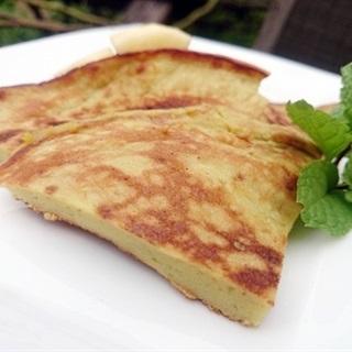 Bánh pancake bơ