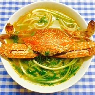Cách làm Bánh canh ghẹ biển