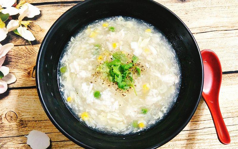 Bình luận - Công thức Cách làm súp cua biển   Cooky.vn
