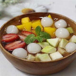 Cách làm chè trân châu trái cây