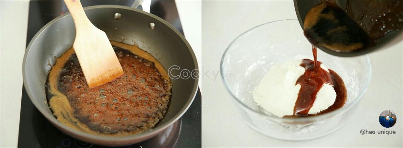 cách làm bánh gừng dẻo