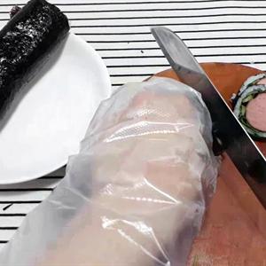 Sushi cuộn xúc xích Đức