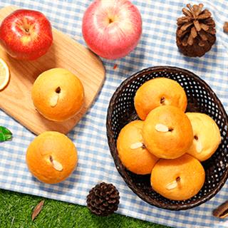 Bánh mì hình trái táo
