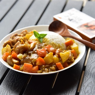 Cách làm cơm gà cà ri
