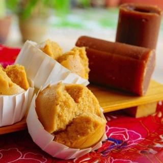 Bánh muffin hấp