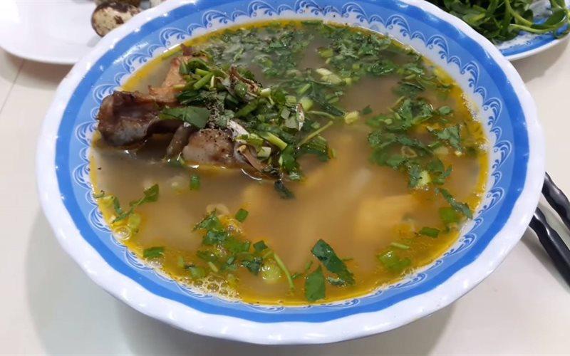 Cách Làm Bánh Canh Cá Lóc Quảng Trị   Thơm Ngon