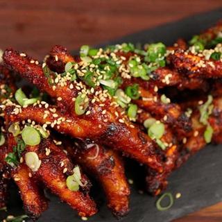 Cách làm chân gà nướng Hàn Quốc