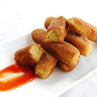 Xúc xích khoai tây