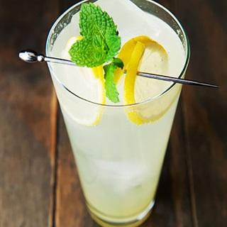 Cách làm nước chanh gừng soda