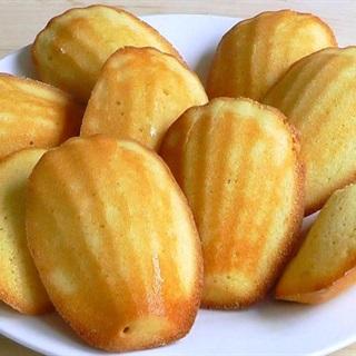 Cách làm Bánh con sò Madeleines Pháp