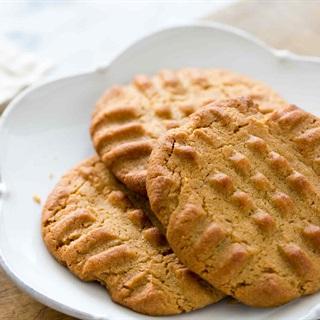 Cách làm Cookies bơ đậu phộng