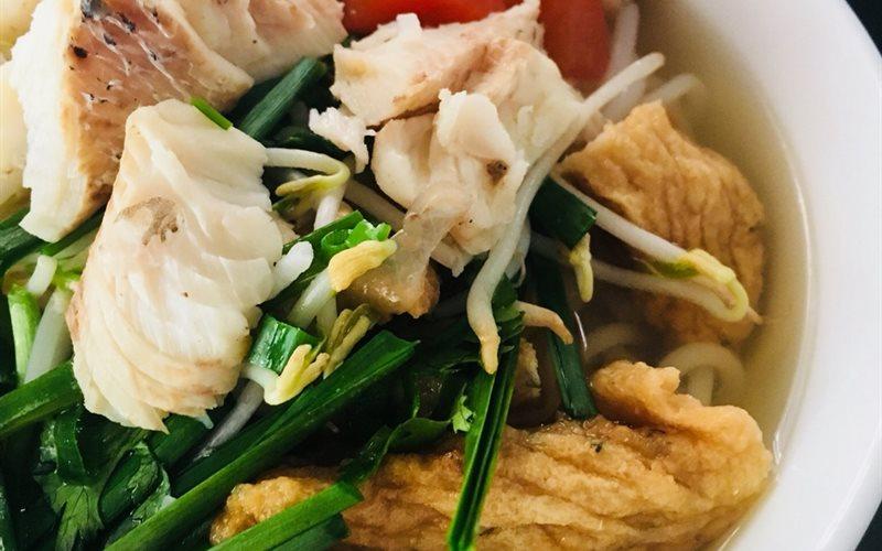 Cách Làm Bánh Canh Cá Lóc Miền Tây | Ngon Miệng