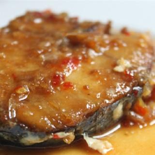 Cách làm Cá thu chiên nước mắm tỏi ớt