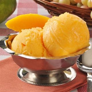 Cách làm kem xoài ngọt ngon