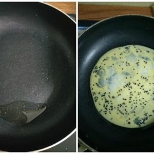 """Trứng cuộn mè <a href=""""https://www.rongbienhanquoc.net/san-pham.html"""" _fcksavedurl=""""https://www.rongbienhanquoc.net/san-pham.html"""">rong biển</a>"""