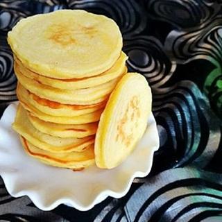 Bánh trứng sữa thơm ngon
