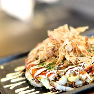Cách làm Bánh Okonomiyaki